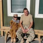 mój mały afgański pacjent