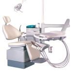 Unit stomatologiczny Taurus Sante-egronomiczna konstrukcja przystosowana do precyzyjnej pracy pod mikroskopem operacyjnym